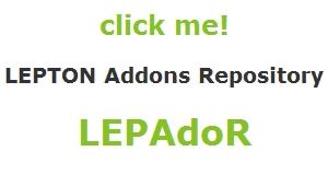 Lepador - LEPTON Module Repository